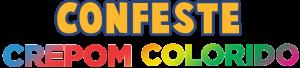 Logo Confeste Crepom Colorido