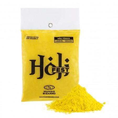 Holi Saco amarelo