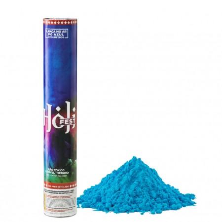Holi Tubo azul